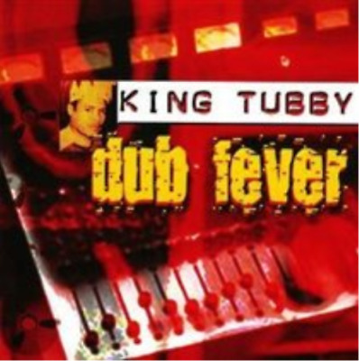 King Tubby-Dub Fever  CD NEW - UK STOCK - FREE TRACKED DELIVERY - NEW SEALED
