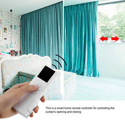 Smart Home Automatic Curtain Control System Electric Curtains Motor Controller E