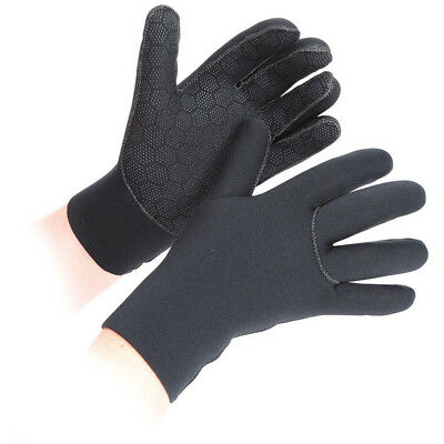 Shires Neoprene Unisex Gloves Yard Glove - Black All Sizes