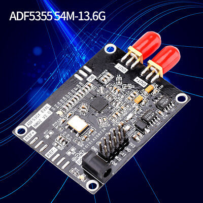 ADF5355 RF PLL Phase-locked Loop VCO Frequency Synthesizer Board 54MHZ~13.6GHZ z