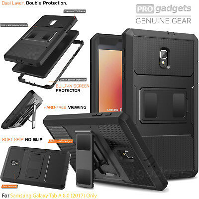 Genuine MoKo Full Body Rugged Cover Case for Samsung Galaxy Tab A 8.0 2017