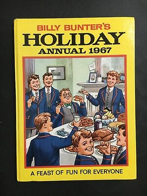 Billy Bunters Holiday Annual From 1967, 87 Pages