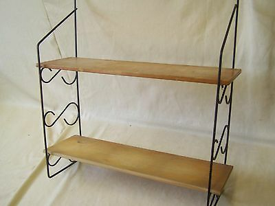 Old String Rack, 60ER 70er Shelf