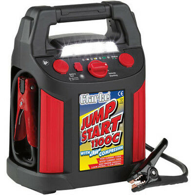 Jumpstart 1100C With Compressor  (Ref: 6240015) Battery Starter