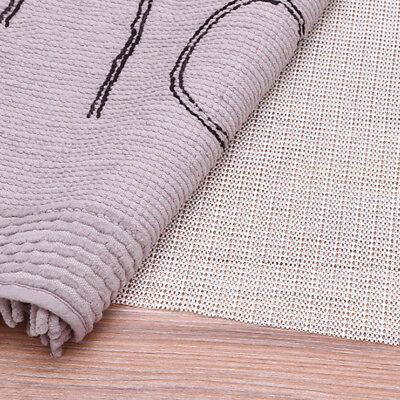 White Anti Slip Multi Purpose Mat Rug Gripper Sofa Seat Grip Skid 60x90cm