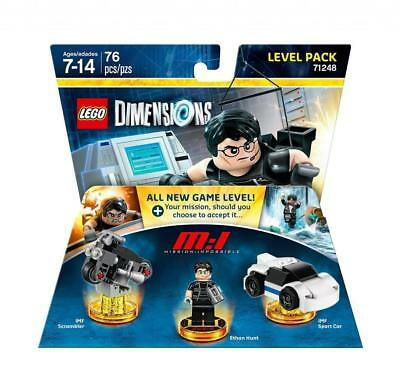 2160440 Lego 71248 Dimensions Level Pack Mission : Impossible 1   6154246