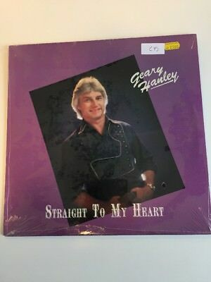 Gearly Hanley LP Straight To My Heart (C43)