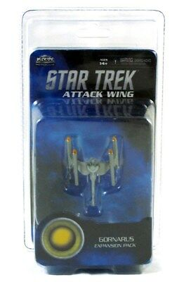 STAW, Star Trek Attack Wing, Gornarus, Independent, Heroclix Expansion Pack