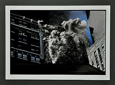 James Nachtwey Ltd. Ed. Photo Print 24x17cm New York City 11th 11 September 2001