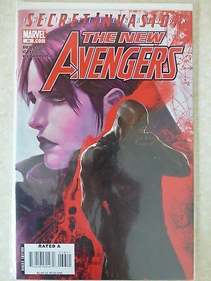 """Secret Invasion"" The New Avengers Issue 38 ""First Print""  - 2008"