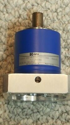 Alpha Getriebe, 050-M01-10 -111-000, Servo Gearbox / Reducer, 10:1 NEW!!