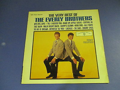 Lp : The  Everly Brothers, Very Best Of  ( Ri ) ,    D - 1971 , Rar !!!