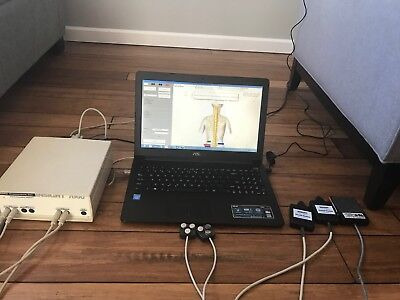 CLA Insight sEMG and Thermography 7000 with New v.9.2 Software with Asus Laptop