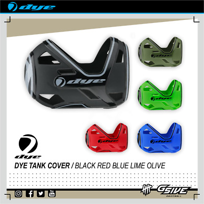 DYE Tank Cover Dye Flex Paintball NEU