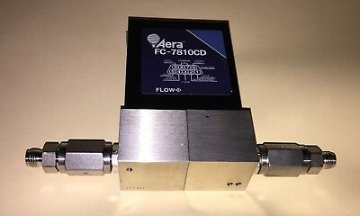 AERA FC-7800CD and FC-7810 CD MASS FLOW CONTROLLERS
