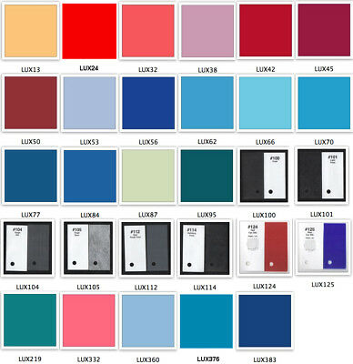 """30 Assorted ROSCOLUX 24""""X20"""" Full Sheets Color Stage Lighting Gel Filter (#1)"""