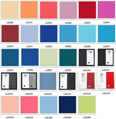 """31 Assorted ROSCOLUX 24""""X20"""" Full Sheets Color Stage Lighting Gel Filter (#2)"""