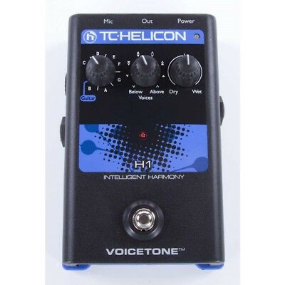 tc helicon voicetone h1 manual