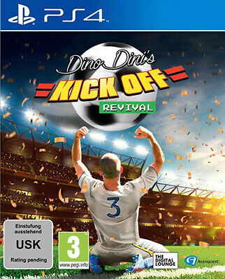 Dino De Dini Coup pied Off Revival (Football) PS4 Playstation 4 AVANQUEST ITALIE