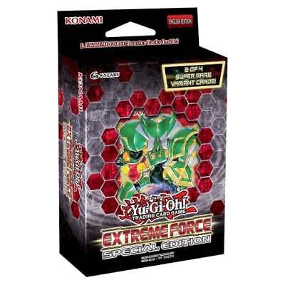Yu-Gi-Oh! YU-GI-OH! EXTREME FORCE * Special Edition