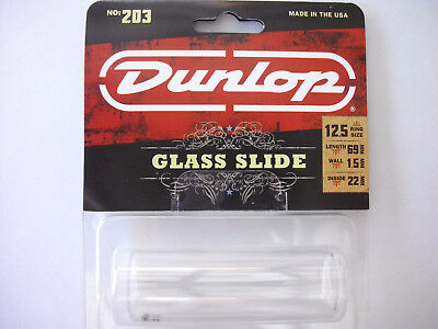 Dunlop Glass Slide 203 regular
