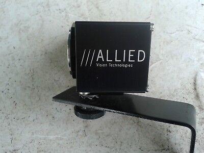 ALLIED VISION PROSILICA GC750 gigE MONOCHROME CAMERA POWER CORD INCLUDED!!