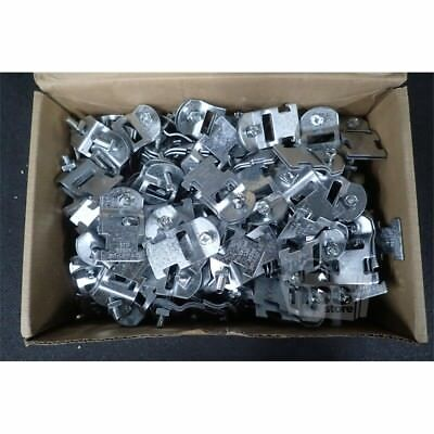 Case Of 100 Cooper B2209PAZN B-Line 3/4in Strut Conduit Clamps