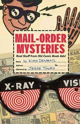 Mail-Order Mysteries by Kirk Demarais 9781608870264 (Hardback, 2011)