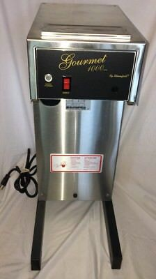 Bloomfield 8780 Gourmet 1000 Automatic Airpot Thermos Brewer Coffee