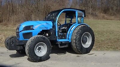 2006 Landini Rex 105 Gt 4X4 Tractor With Front Weights...98 Hp!