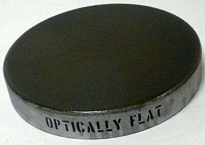 Jks Metal Optically Flat Platform, 8X8X1.25, Good Used Condition