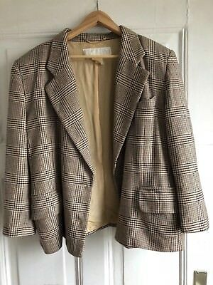 **Escada Blazer Vintage oversized, Made in Germany, top Zustand**