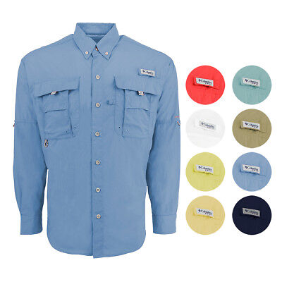 Columbia Men's PFG Bahama II L/S Shirt