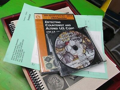 ANA Numismatic Diploma Program - COMPLETE - Never Used - CD's Sealed - 10-2007