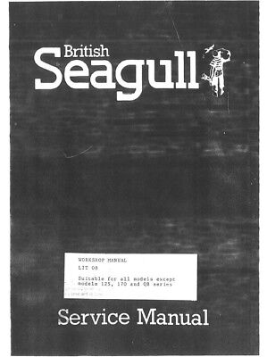 british seagull outboard engine service manual genuine seagull rh picclick co uk british seagull outboard workshop manual british seagull repair manual download