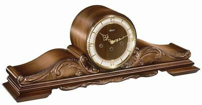 Hermle -queensway- 21116-030340 High Quality Analog Table Clock with schlüsselau