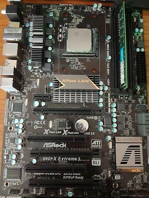 ASRock 990 FX Extreme 3 Mainboard Motherboard