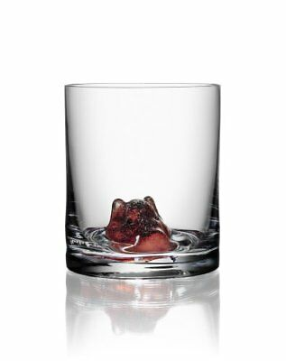 Kosta Boda New Friends tumbler Wild Boar (N9C)