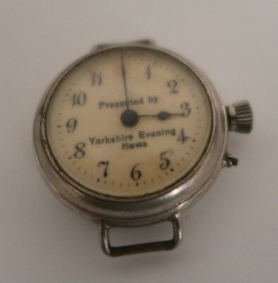 old watch yorkshire evening news