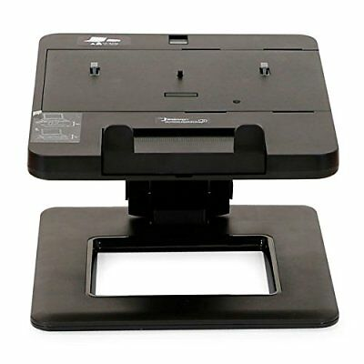 "HP Dual Hinge II Notebook Stand 17.3"" Black - notebook arms & stands (z4V)"