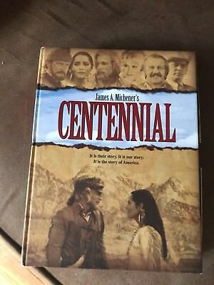 Centennial: The Complete Series (DVD, 2013, 6-Disc Set)