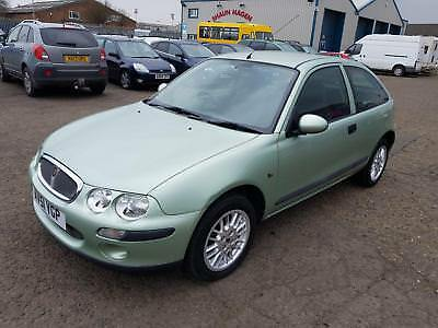 Rover 25 1.4i 2001 Impression S MANUAL PETROL ONLY DONE 45,000 MILES TRADE SALE