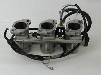Triumph Daytona T 595 1997 1998 Throttle Bodies