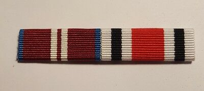 Queens Diamond Jubilee Medal and Special Constabulary Medal Sew on Ribbon Bar