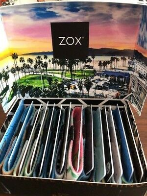 Zox Straps - Collectible Wrist Bands- WHITE STARS AND RARES