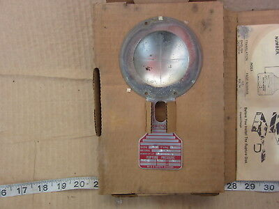 """BS & B Safety System S90 2"""" Rupture Disk, Used"""