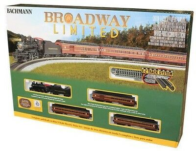 N Bachmann 24026 The Broadway Limited Passenger Train Set