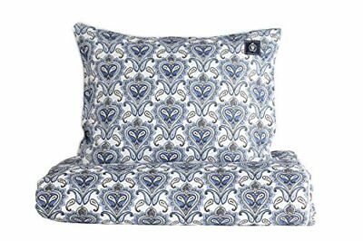 Grand Design 9399 – 12 Superking Paisley, blu (d4E)