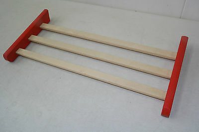 old wardrobe, Coat Hook Hat Rack Section Wood, Cult Retro 50er Years