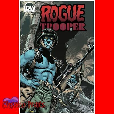 """Rogue Trooper 2000AD Poster Photo Postcard Size 6""""x4"""" (MP6358)"""